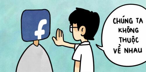 Facebook không còn phù hợp với tôi nữa