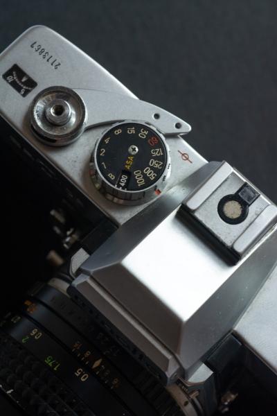 My Minolta SRT-102